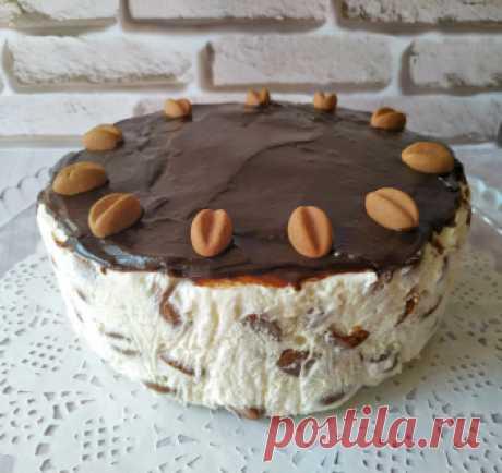 Без духовки и усилий вкусный тортик (торт без выпечки)! / Торты / TVCook: пошаговые рецепты с фото