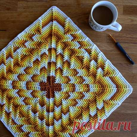 The Nomad by Fate cushion – FREE PATTERN INSIDE – Martin Up North