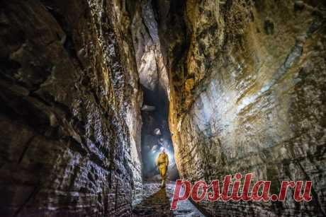 #Подземные #красоты в объективе Алексея Калинина
