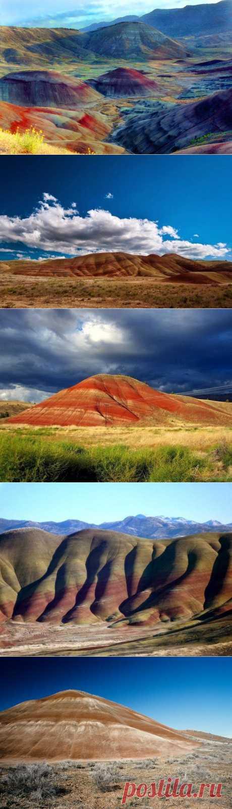 Раскрашенные холмы / Всё самое лучшее из интернета