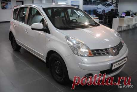 Nissan Note, 2007 to buy in Moscow on Avito — Announcements on the website Avito