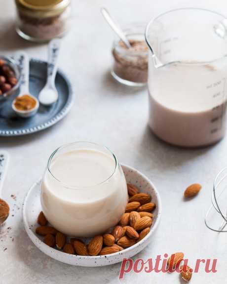Как приготовить домашнее ореховое молоко и можно ли заменить им коровье
