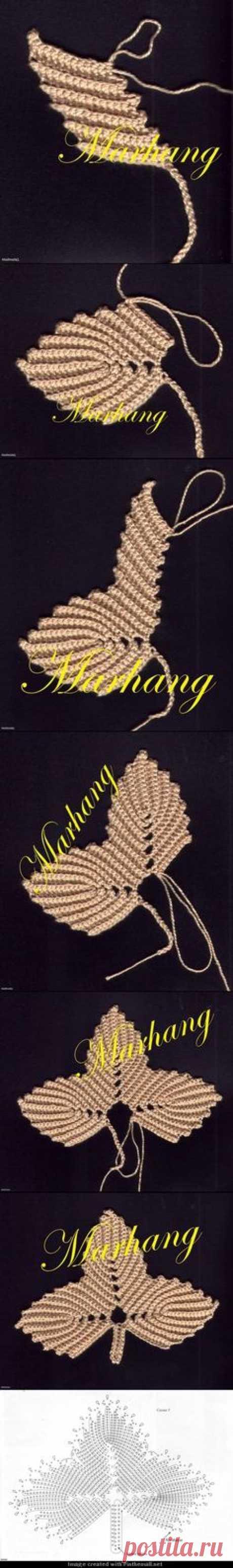 (34) tejidos artesanales en crochet: manta con tiras en zig zag tejida en crochet § schema chiarissimo § | plantillas crochet