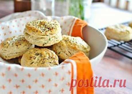 Пикантное печенье с лучком и перчиком - LoveEat - Гастрономическая Социальная Сеть