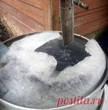 2 хитрости: что сделать, чтобы полные воды бочки не треснули зимой   6 соток
