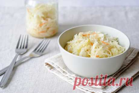 Ультраполезная квашеная капуста: лучшие рецепты