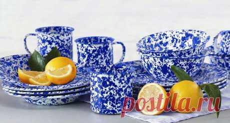 Подсказки по уходу за эмалированной посудой — Полезные советы