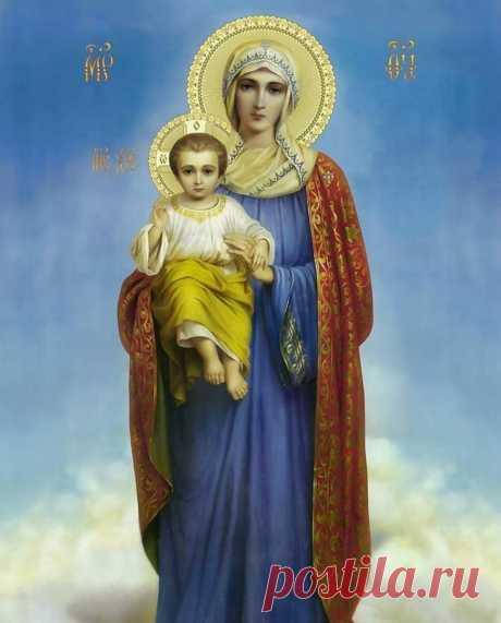 Защитите себя и родных от проблем и бед. Короткая молитва к Богородице состоящая из трех строк   Молитвы на каждый день   Яндекс Дзен