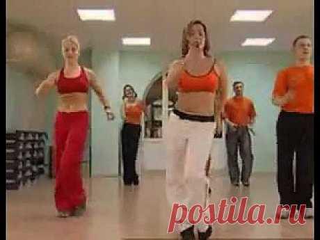 упражнения танцы