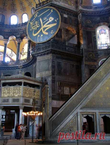 Hagia Sophia, Istanbul  |  Pinterest • Всемирный каталог идей