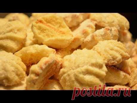 Las galletas de crema