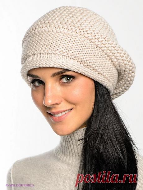 Готовимся к осени, вяжем шапки. Несколько моделей выполненных спицами | Вяжем с Еленой Коротенко | Яндекс Дзен