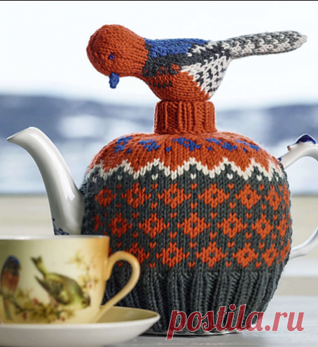 Грелка для чайника «Robin»