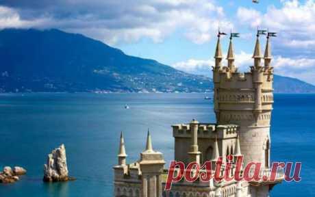 10 мест в Крыму, которые обязательно стоит посмотреть (10 фото) . Тут забавно !!!
