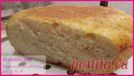 The recipe of white loaf in the crock-pot | Tasty pastries