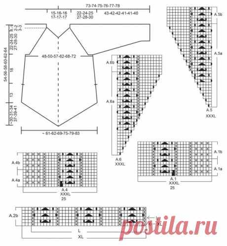 Туника Peach Ballet - блог экспертов интернет-магазина пряжи 5motkov.ru