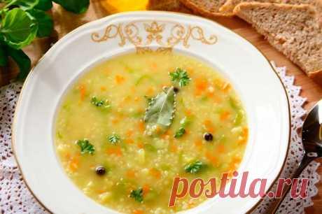 Как приготовить суп с перловкой и картофелем – пошаговый рецепт с фото.