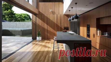 Вдохновение в деревянных стенах | umods.ru