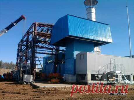 """АОС """"Обслуживание оборудования и систем агрегата  ГПА-Ц-25"""" » Все о транспорте газа"""