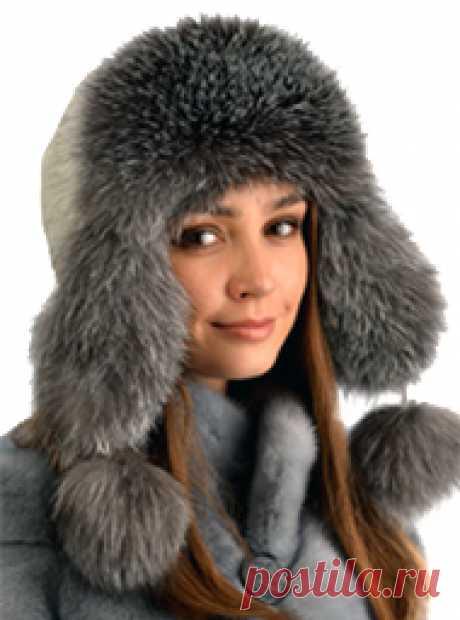 Женская меховая шапка своими руками – это реально!
