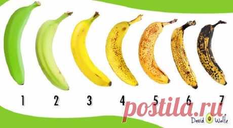 Вот почему нужно покупать бананы только с черными пятнами! Бананы - один из самых недооцененных фруктов. По экзотичности они уступают другим фруктам, например, манго.Но факт остается фактом, бананы – это вкусно, питательно, и в них очень много витаминов и