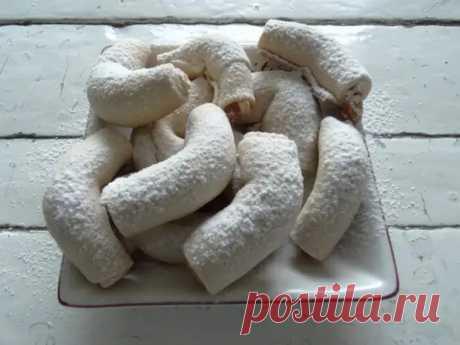 (3) Вот такое вкусное печенье – «Австрийский рожок» - Ваши любимые рецепты - медиаплатформа МирТесен