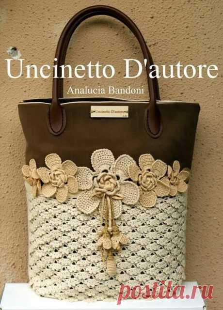 Оригинальные сумочки: handmade итальянских рукодельниц | Аmazing Ideas Gallery | Яндекс Дзен