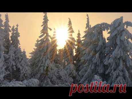 Любимые мелодии Зимы, до глубины души....послушайте...Музыка Чекалина