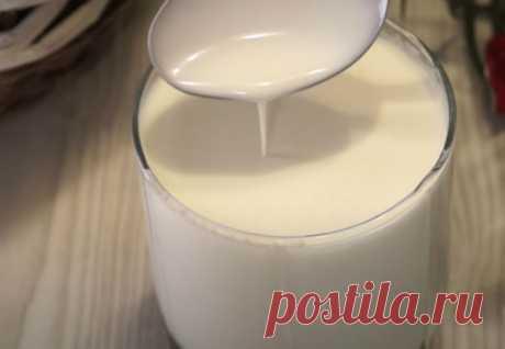 Домашние сливки жирнее магазинных: получаются за 4 часа из литра молока и масла