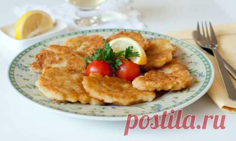 Рыбные оладьи из минтая — Sloosh – кулинарные рецепты