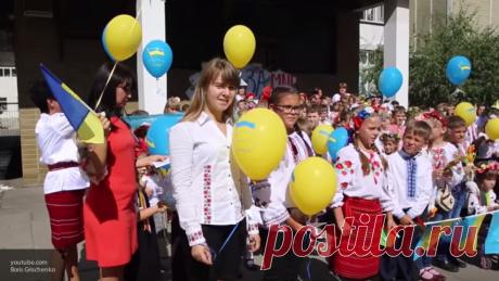 Украинские школы прекращают преподавать на русском языке | Новости
