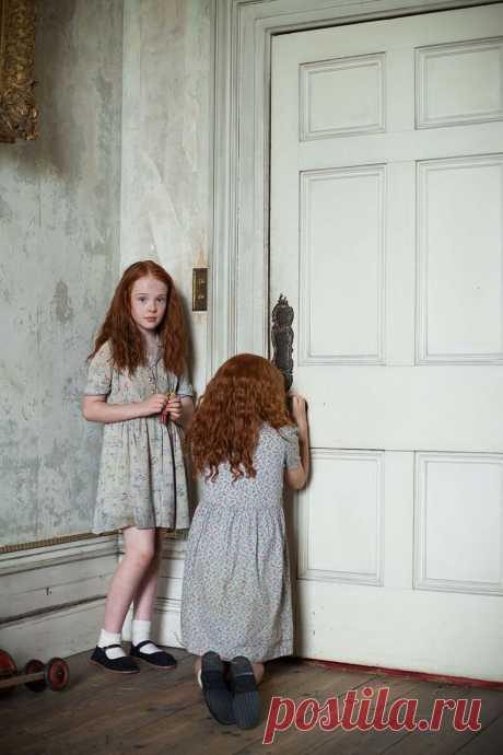 «Тринадцатая сказка», обернувшаяся мраком криминальной готики | НУАР-NOIR | Яндекс Дзен