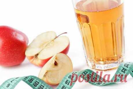 Диета с яблочным уксусом. -5 кг. За неделю. | ПОВАРЕНОК - КУЛИНАРНЫЕ РЕЦЕПТЫ | Яндекс Дзен