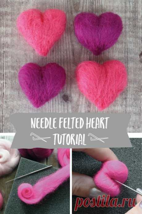 ❤️If you're feeling the love this month then you'll like our online tutorial on how to make a 3D needle felted heart! This technique can be used to make hearts of any size and the making process is a great way to unwind.🙌  #needlefelting #beginnerfelting #diyhandmade #moderncraft #britishwool #craftproject #felting #needlefelted #createmakeshare  #crafttutorial #crafttutorials #crafttime #craftytime #craftmindfullness