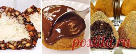 Подборка вкусных, по-настоящему домашних десертов. | Алена Митрофанова - рецепты. | Яндекс Дзен