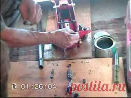Rolling jack. Device and repair. hydraulic Jacks