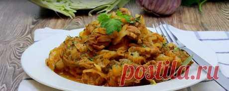 Тушеная капуста с мясом • Пошаговый рецепт Тушеная капуста с мясом — пошаговый рецепт приготовления с подробным описанием. Как приготовить дома и сделать вкусно и просто