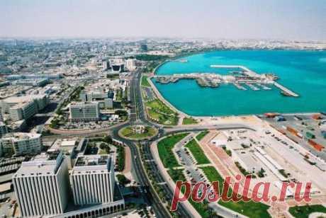Добро пожаловать в город Доха: Доха — город на побережье Персидского залива, столица арабского государства Катар. Видео с ней - замечательный таймлапс по городу