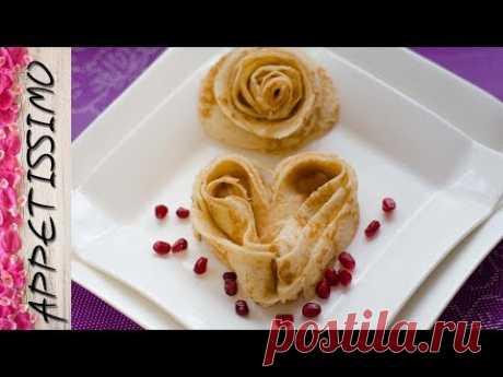 27 способов заворачивания блинов / 27 ways to fold and serve crepes