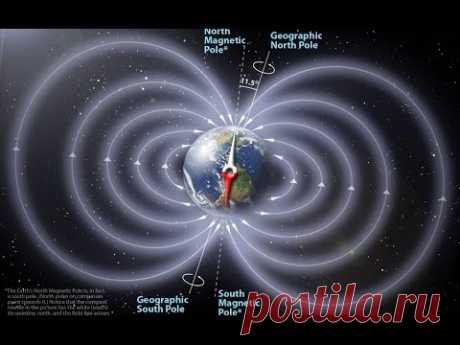 Переворот Земли. Смещение полюсов планеты.
