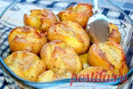 Невероятно вкусный картофель по-португальски