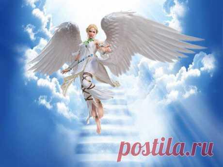 Сильный оберег «Душа ангела» — для избавления от любой беды