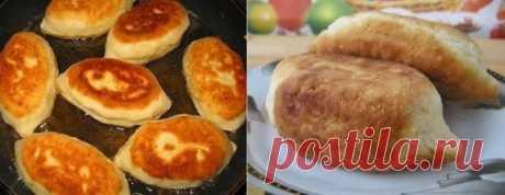 Обалденные пирожки на сметанном тесте — быстро и вкусно