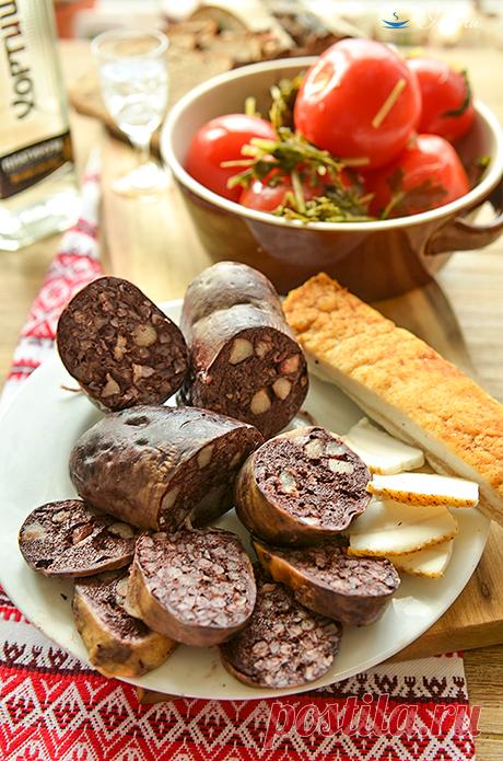 Кровянка. Украинская кухня. - Foodclub — кулинарные рецепты с пошаговыми фотографиями