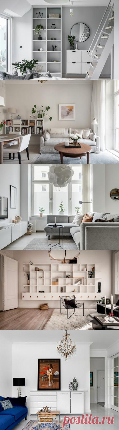 5 приемов, которыми я пользовалась для визуального увеличения пространства в квартире. | Неидеальный дом | Яндекс Дзен