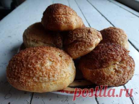 Мой рецепт «Французских пирожных Шу». Простые в готовке, лёгкие в формовке, бесподобные на вкус - Ваши любимые рецепты - медиаплатформа МирТесен