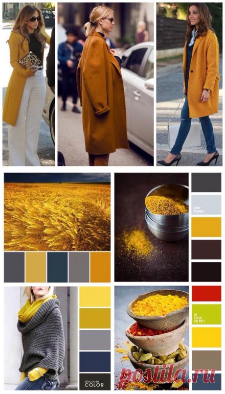 Es ardiente-brillante y es agudo-a la moda: el color de mostaza y sus combinaciones en el ropero — el Guía Femenino