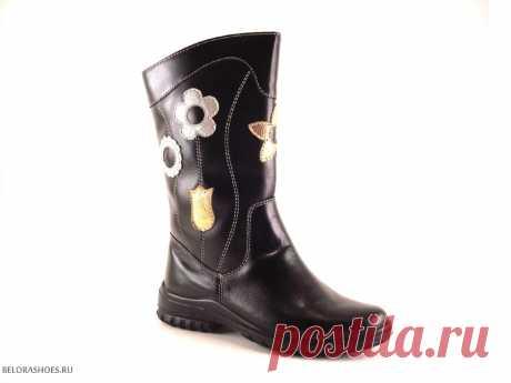 Сапоги детские Марко 5902 - детская обувь, обувь для девочек, сапоги. Купить обувь Marko