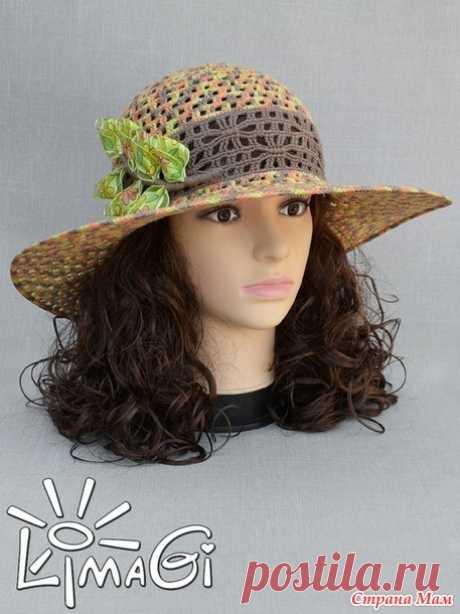 """Шляпа """"Сафари"""". LimaGi - Вязание - Страна Мам"""