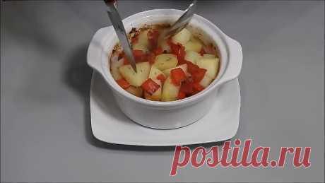 Жаркое из картофеля с мясом